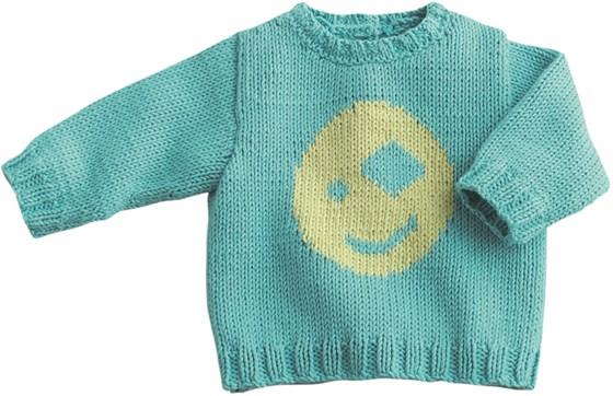 Camiseta y Jersey para bebé. Patrón
