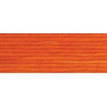 100% algodón 50gr-120m Ag.3,5-4 Rosas Crafts