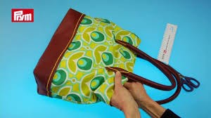 Como hacer un bolso con base